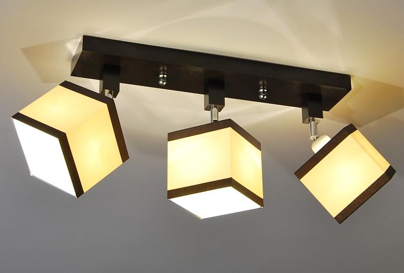 neu deckenlampe lls310dprw deckenleuchte lampe holz stahl chrom stoff kunststoff ebay. Black Bedroom Furniture Sets. Home Design Ideas