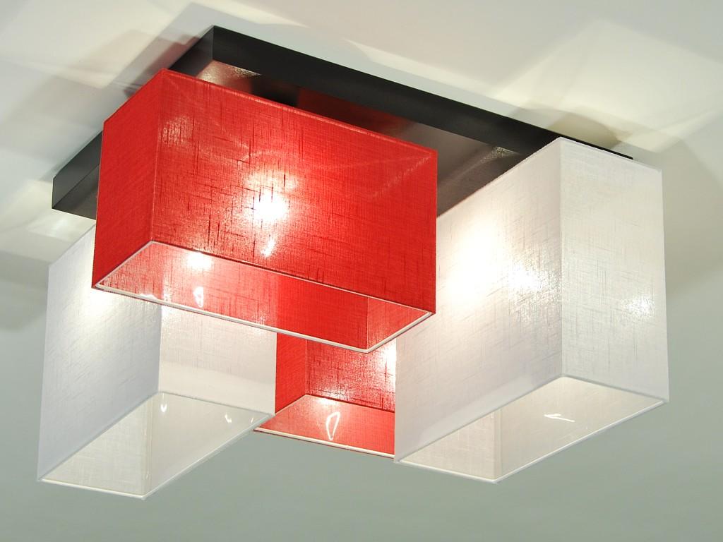 Lampada da soffitto luce jls rowed soggiorno cucina illuminazione