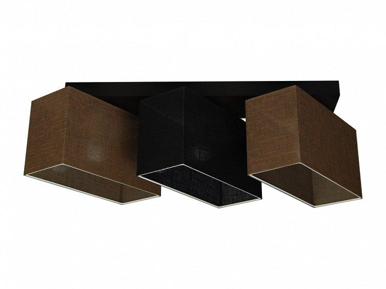 deckenlampe jls31brscd braun schwarz g nstig online kaufen. Black Bedroom Furniture Sets. Home Design Ideas