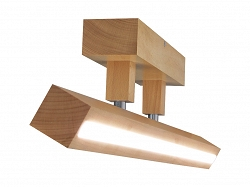 LED Deckenlampe Strahler LED80PR BUCHE 108W 1318lm
